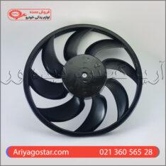 قیمت پروانه فن 206 امکو