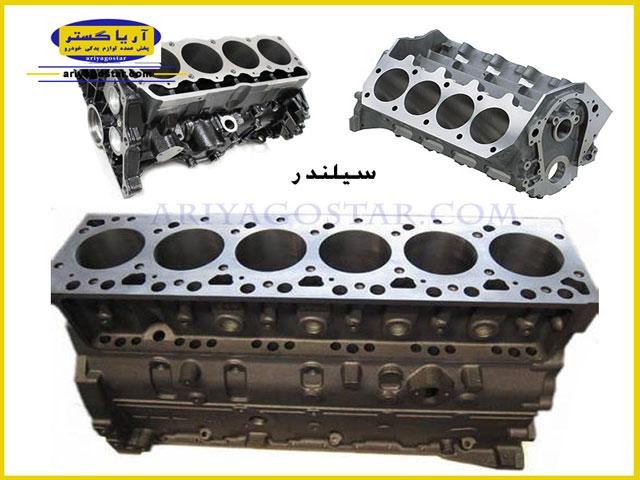 بلوک سیلندر، اصلیترین بخش موتور خودرو